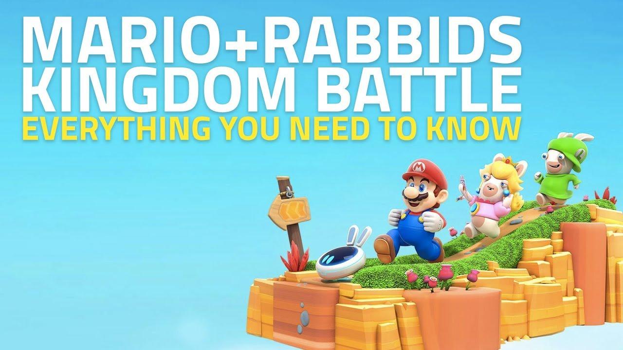 Mario Rabbids Kingdom Battle All Bosses