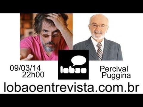 Lob�o Entrevista com o professor Percival Puggina