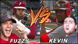 I CALLED OUT KEVINGOHD!? THE MOST EPIC GAME EVER! MLB THE SHOW 18 DIAMOND DYNASTY