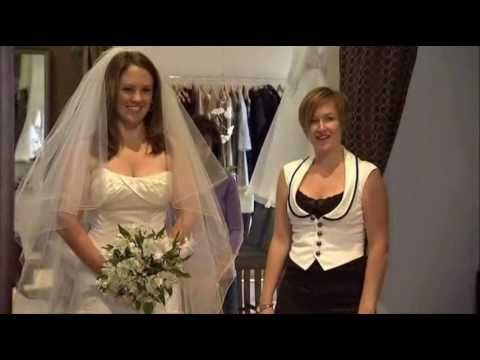 Couture Bride on the Travel Channel