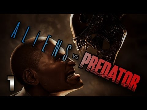 Aliens Vs. Predator: w/ Gassy, Nanners, & Diction #1