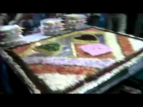 Laxurious Indian Wedding Feast (village)Part.2