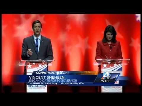SC candidates hammer Gov. Nikki Haley over domestic violence comments
