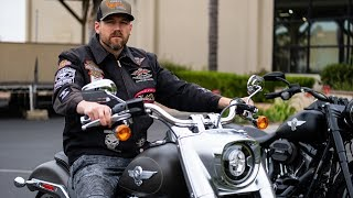 2019 Harley-Davidson Fat Boy (FLFBS) Test Ride Comparison with a Twin Cam Fat Boy S