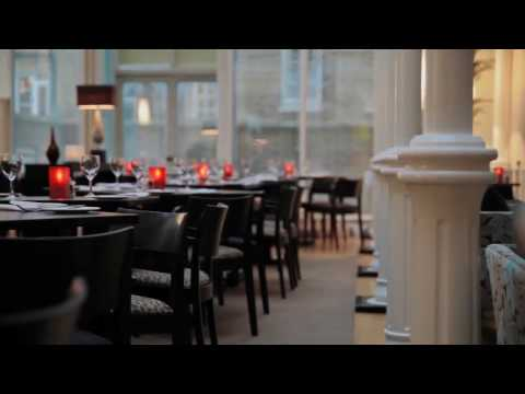 Woburn Place Restaurant at Hilton London Euston Hotel