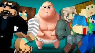 Minecraft: BOSS BABY MURDER | MODDED MINI-GAME