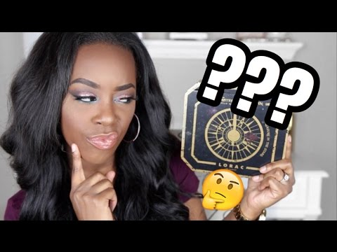 NEW! LORAC PIRATES OF THE CARIBBEAN COLLECTION   FIRST IMPRESSIONS + TUTORIAL   Andrea Renee