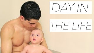 TEEN DAD: DAY IN THE LIFE  ☼