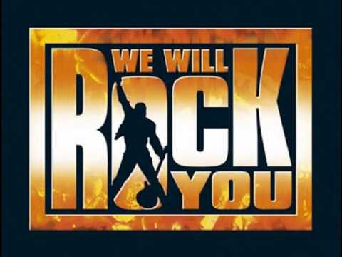 We will Rock you - 02 Radio Gaga - Deutsche Version