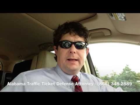 Guntersville, Alabama Traffic Ticket Attorney - Speeding Ticket Lawyer Guntersville, AL