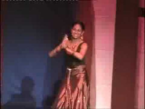 Mera Piya Ghar Aaya Bollywood Dance by Eliza Anam