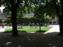 Saturday afternoon in the place des Vosges, Paris