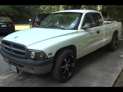 1997 Dodge Dakota ST Review