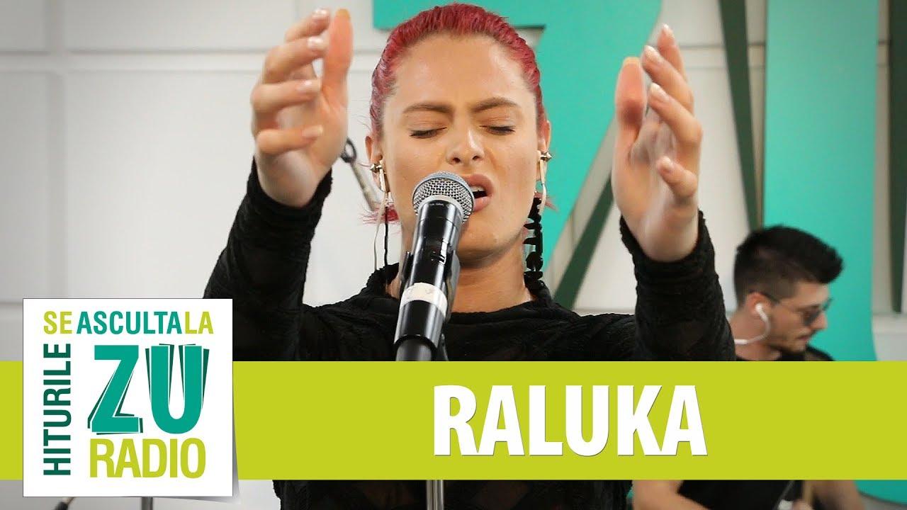 Raluka - Du-ma spre noi (Live la Radio ZU)
