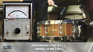 Snare drum loudness test