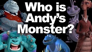 Pixar Theory: Who is Andy