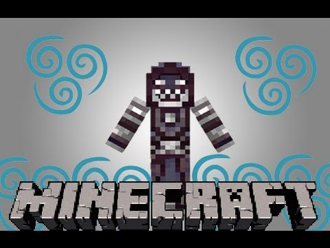 How To Airbend in Minecraft Tutorial