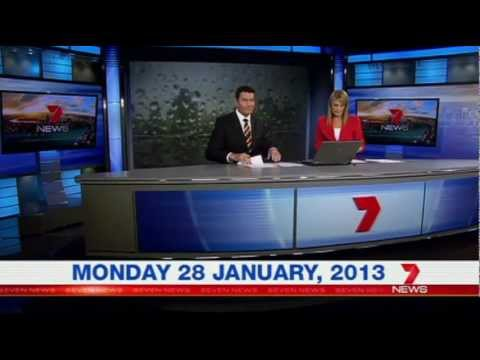 7 News 90 minute flood edition video