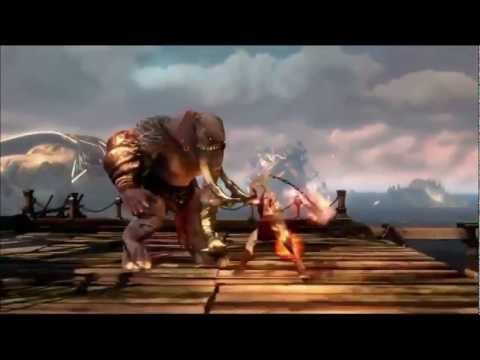 God of War 4 Ascension | E3 | HD