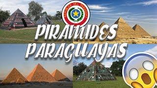 ¡Hay pirámides en Paraguay! - Un pedazo de EGIPTO en PARAGUAY - JorgeMas9
