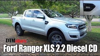 Ford Ranger XLS 2.2 CD Diesel 2019 - DTMotors #172