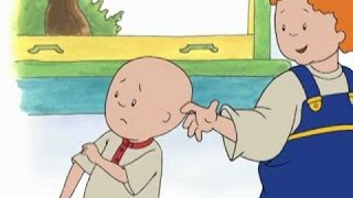 ᴴᴰ BEST ✓ Caillou - Caillou's Big Friend (S01E31) NEW 2017 ♥