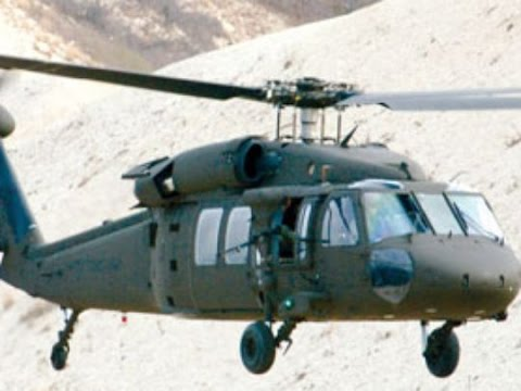 Four dead in Fort Hood helicopter crash