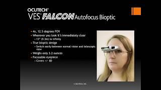 VES-Falcon Autofocus Bioptic Fitting and Prescribing Guide