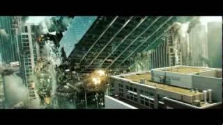 Kỹ xảo điện ảnh: Những tòa nhà bị sập trong phim Transformers: Dark of the Moon