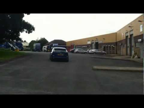Ford Focus ST 225 with the NEW Ultimate 3 inch Race Exhaust by Milltek Sport (Amazing Sound)