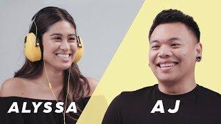 AJ Rafael & Alyssa Secretly Share Both Sides of Their Love Story