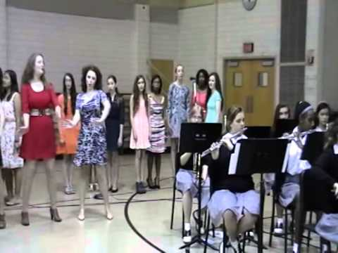 Dominican High School - Popeyes - Hello, Dolly - 10/10/2014