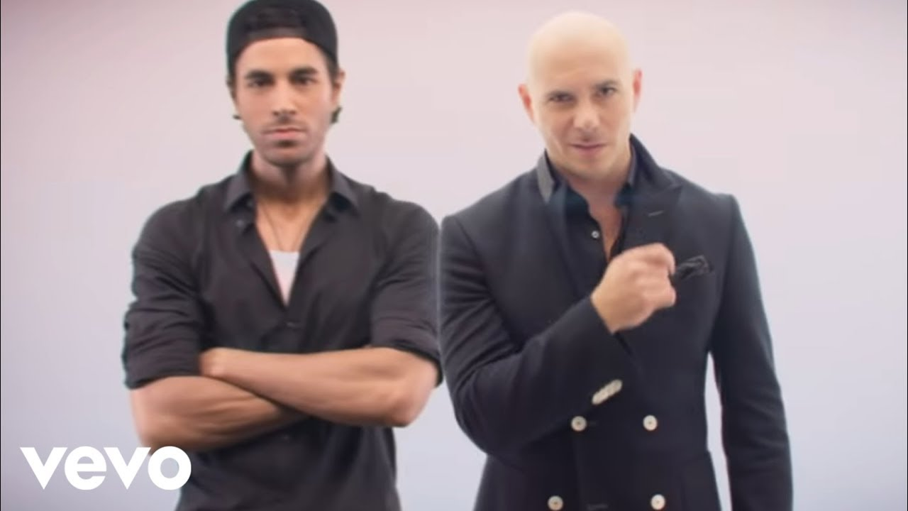 Pitbull with Enrique Iglesias - Messin' Around (Official Video)