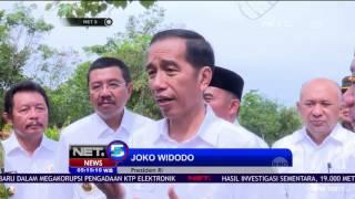 Presiden Jokowi Resmikan Tugu Titik nol Islam Nusantara - NET5
