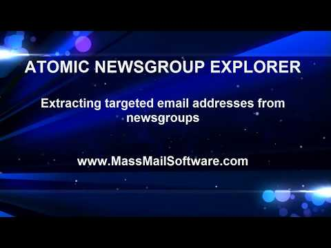 Atomic Newsgroup Extractor