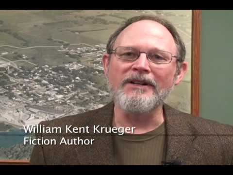 Author Kent Krueger Speaks at Library Expansion Fundraiser Part Two
