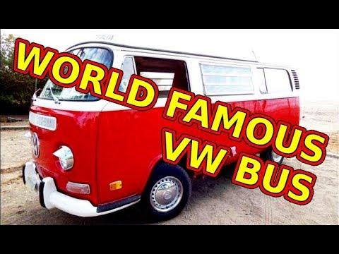 Famous VW Bus - PUMPER