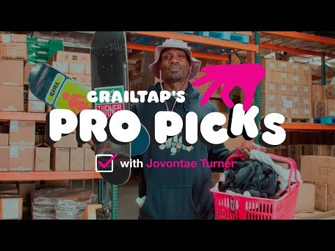 Jovontae Turner | Crailtap Pro Picks