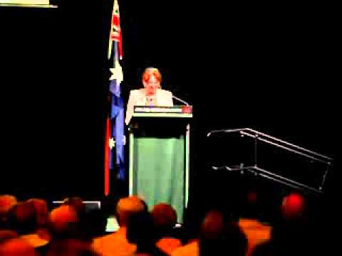 Climate Change Australia 2014 / 2015 | Politician Ann Bressington Exposes UN Agenda 21
