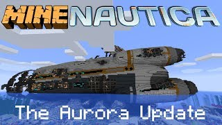 Minenautica 1.2 - Subnautica Mod for Minecraft