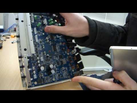 Mbox2 teardown / disassembly