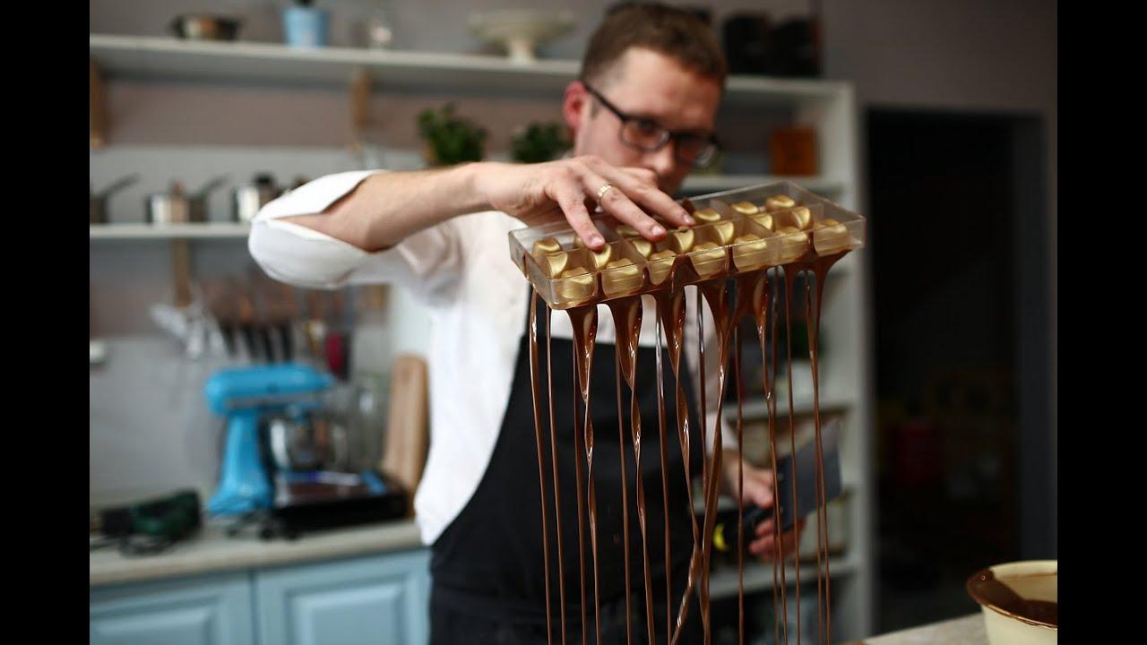 Шоколадный мастер-класс своими руками 700