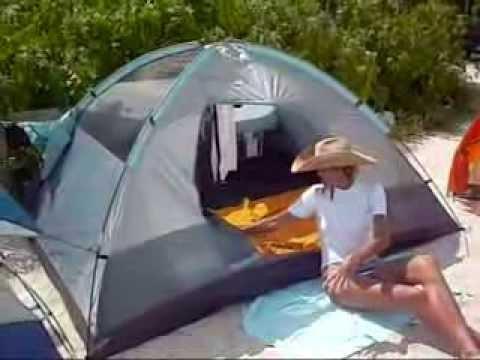 2009  Bahia Honda State Park camping best beach