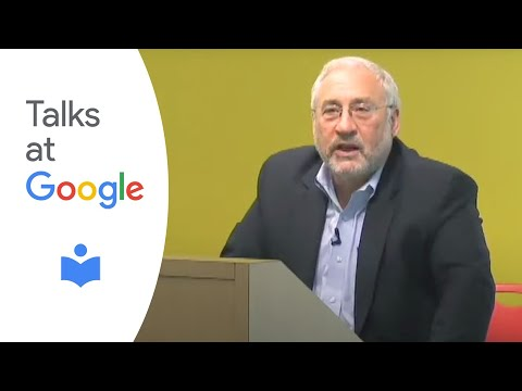 Authors@Google: Joseph Stiglitz