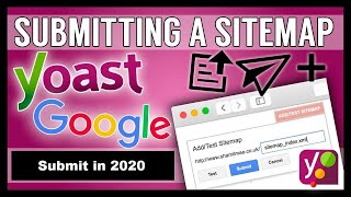 How to get sitemap from Yoast SEO and Submit to Google in 2019