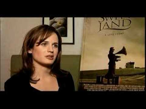 SWEET LAND junket interview with Elizabeth Reaser Video