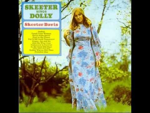 Skeeter Davis - Gypsy, Joe & Me video