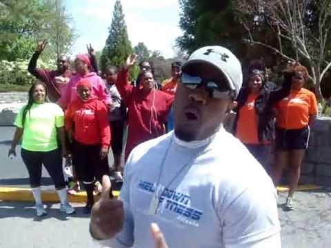 Meltdown Fitness Atlanta/ Fitness Field Trip Stone Mountain Park