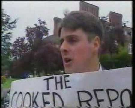 Nick Griffin, Cook Report, 1997