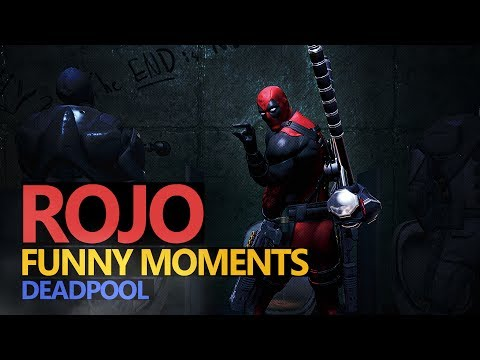 Funny Moments #3: Deadpool - Rojo & Urhara